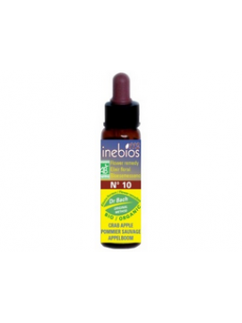 Flores de Bach 10 Crab apple 10ml Inebios