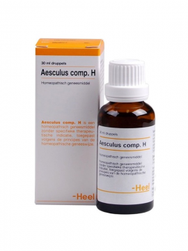Aesculus comp. 30ml Heel