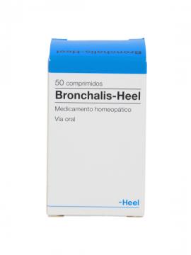 Bronchalis 50 Comprmidos Heel