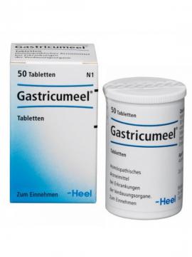 Gastricumeel 50 Comprimidos Heel