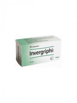 Invergriphi compositum 50 comprimidos Heel