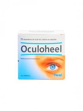 Oculoheel 15 monodosis colirio Heel