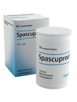 Spascupreel 50 comprimidos Heel