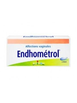 Endhometrol 6 óvulos Boiron