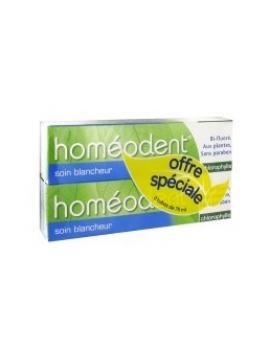 Homeodent duplo blanqueador (clorofila) Boiron