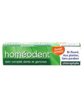 Homeodent  protección integral formato viaje (clorofila) Boiron