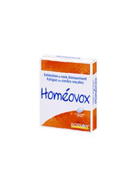 Homeovox 60 comprimidos Boiron
