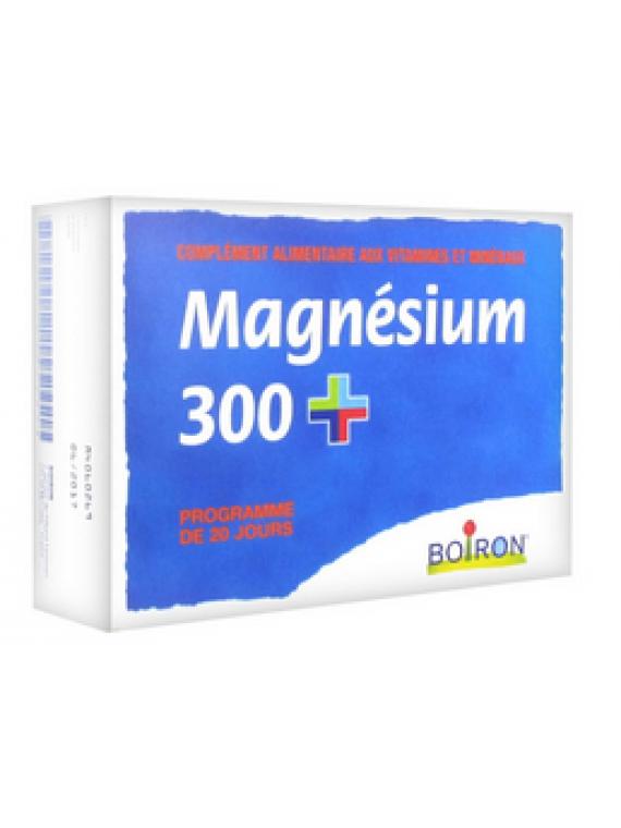 Magnesium 300+ 80 comprimidos Boiron