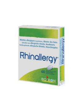 Rhinallergy 40 comprimidos Boiron