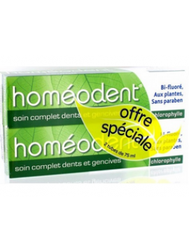 Homeodent duplo protección integral (clorofila) Boiron