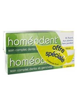 Homeodent duplo protección integral (limón) Boiron