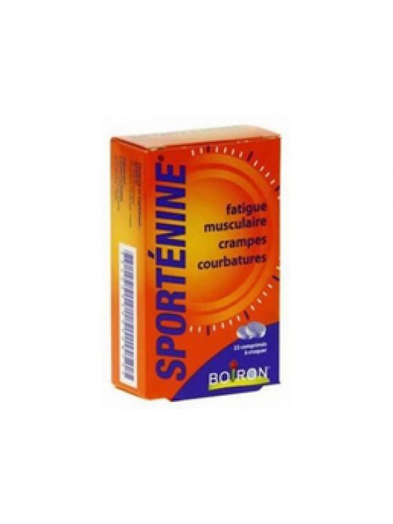 Sportenine 22 comprimidos Boiron