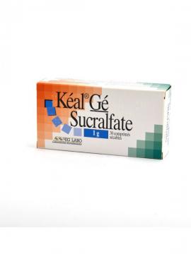 Keal Ge Sucralfato 30 comprimidos  1G Eg Labo