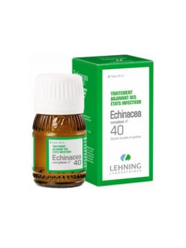Complejo 40 Echinacea 30ml Lehning
