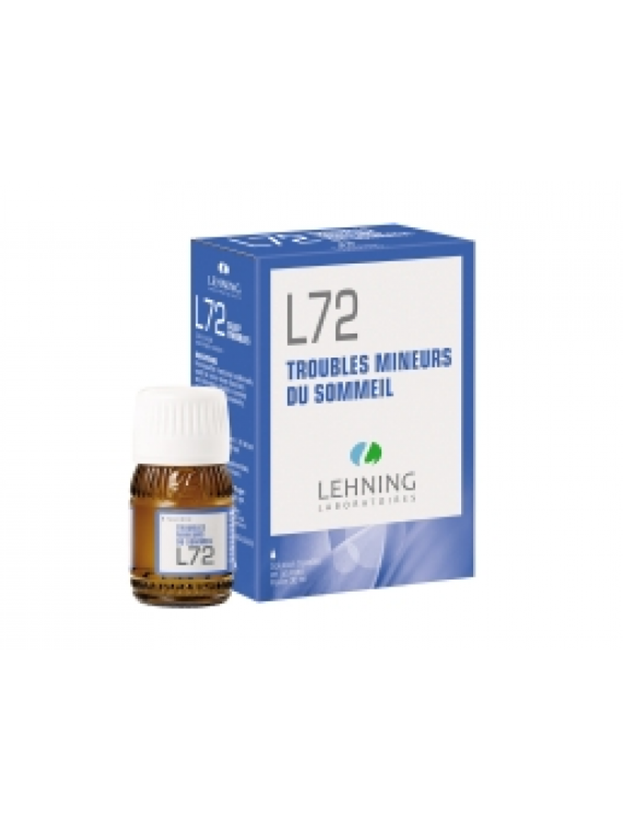 Complejo L72 30ml Lehning