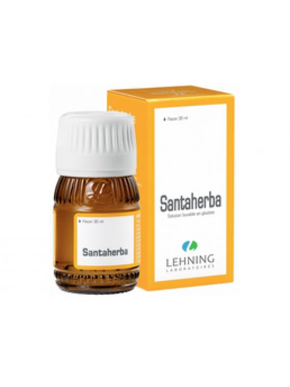 Santaherba 30ml Lehning
