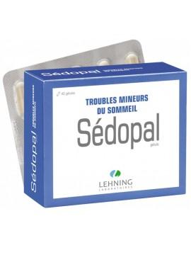 Sédopal 40 capsulas Lehning