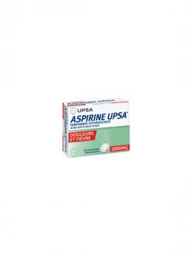 Aspirina 1000mg 20 comprimidos Efervescentes Upsa