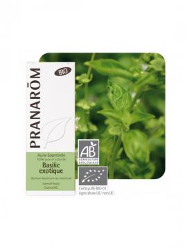 Albahaca exótica 10ml aceite esencial Pranarom