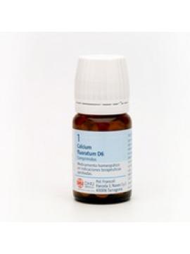 Sales de Schüssler 1 Calcium Fluoratum 80 comprimidos Dhu