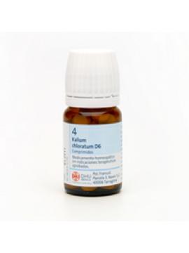 Sales de Schüssler 4 Kalium Chloratum 80 comprimidos Dhu