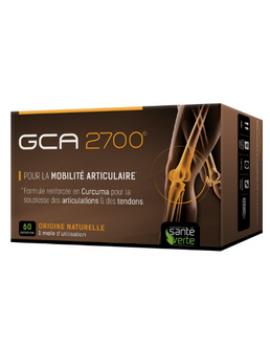 GCA 2700 articulaciones 60 comprimidos Santé Verte