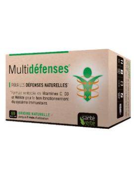 Complejo Multidéfenses 60 comprimidos Santé Verte