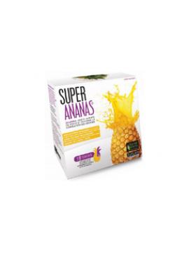 Super Ananas 18 sticks bebiles Santé Verte