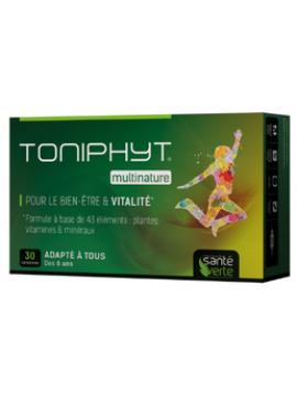 Toniphyt 30 comprimidos Santé Verte