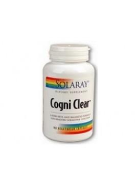 Cogni clear 90 cápsulas Solaray