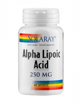 Alpha Lipoic Acid 60 cápsulas Solaray