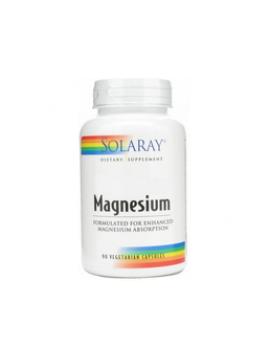 Magnesio 90 cápsulas Solaray