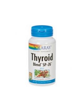 Thyroid blend sp26 100 cápsulas Solaray