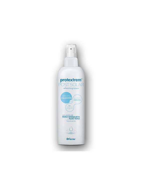 Protextrem Post Solar 200ml aftersun Ferrer